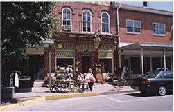Fort Madison, Iowa, a great shopping destination!